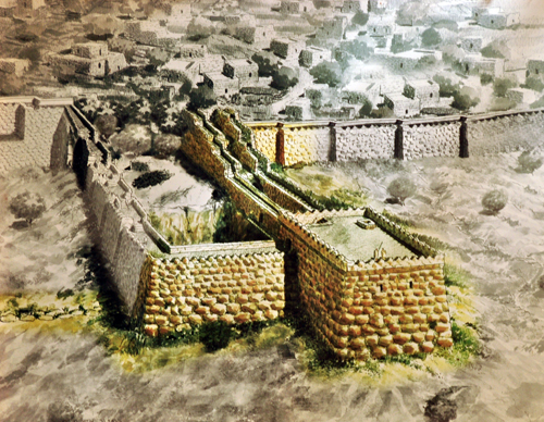 Building Of The Cities Of Zion