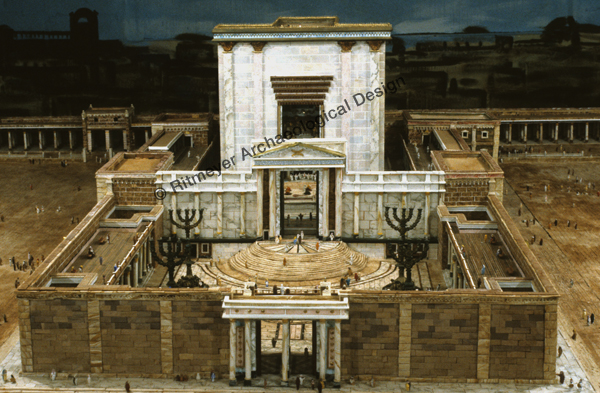 The Gold Of The Jerusalem Temple Ritmeyer Archaeological