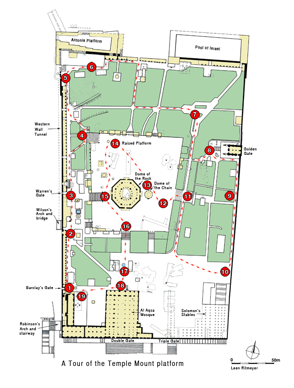 Temple Mount – Page 2 – Ritmeyer Archaeological Design