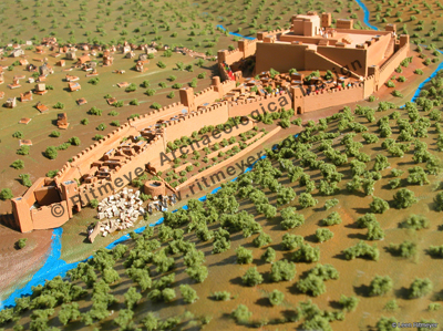 Jerusalem In The Time Of Nehemiah Ritmeyer