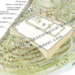 Nehemiah's Temple Mount