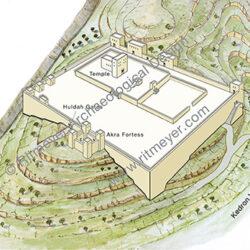 Hasmonean Temple Mount
